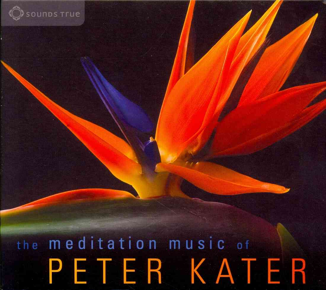 MEDITATION MUSIC OF PETER KATER BY KATER,PETER (CD)